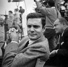 Louis Jourdan en 1952.