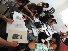 Proyecto de intervención y arte postal © Colaboratorio AIM