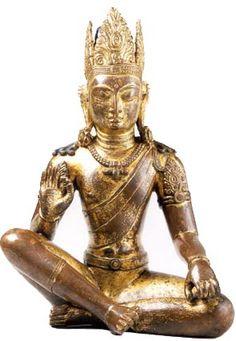 11th-12th-c-tibet-manjushri-or-ratnapani-gilt-cop-pig-nyingjei-lam.jpg (294×425)