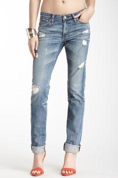 AG Premiere Skinny Straight Jean