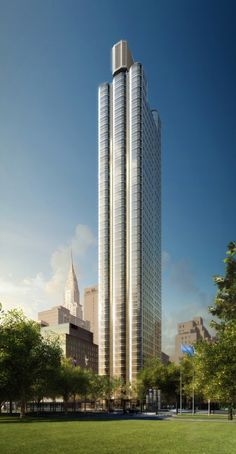 50 UN Plaza in New York City by Foster and Partners