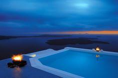 Altana hotel, Imerovigli, Santorini, Greece