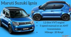 All you need to know about the Maruti Suzuki Ignis Maruti Suzuki Cars, Used Cars, Need To Know, Engineering, Technology