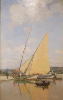 António Silva Porto, Lugar da Penha, margem do Tejo (1893)