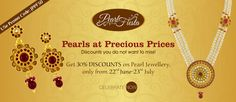 Celebrate the month of Pearls with us!! #jpearls