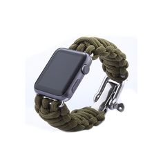 iPM Weave Watch Band with Clasp for Apple Watch