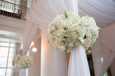 A Village of Flowers is the BEST!! Erin and Andrew Schermerhorn Wedding-Nashville, TN