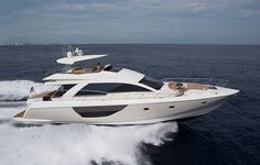 Cheoy Lee Shipyards: Alpha 76 Flybridge