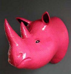 pink rhino :)