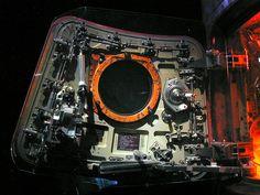 Apollo Space Capsule Door