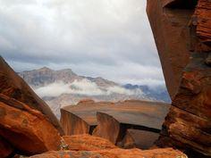 Red Rocks Canyon by Las Vegas