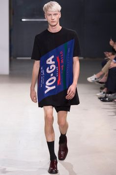 Raf Simons Spring 2014 Men's Collection