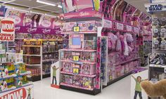 Toy firms accused of 'aggressive gender segregation'
