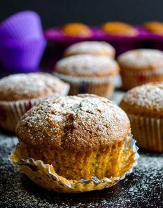 Így készül a legegyszerűbb muffin