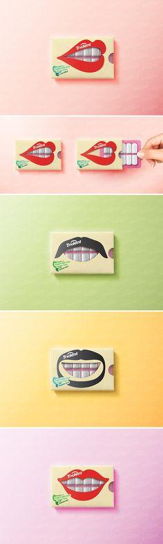 Trident Gum | Hani Douaji, 2014