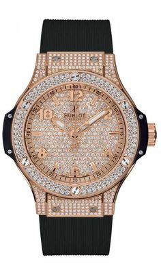 hublot 2014 women bling