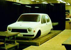OG | Trabant P610 | Full Size Clay Model | © Archiv Dietel