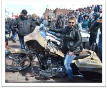 Sylt, Harley Davidson, Chapter, Summertime Party, Westerland, Motorräder, Spass, Lifestyle, Berichterstattung 2015, HeidivomLande