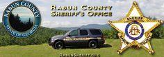 Rabun County Sheriff's Office - Clayton, GA #georgia #ClaytonGA #shoplocal #localGA