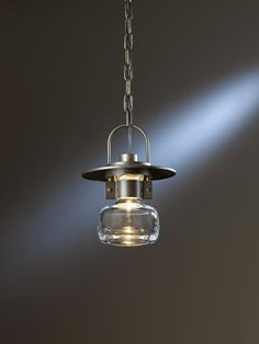 "Hubbardton Forge 363003 Mason 8.2"" Wide Exterior Mini Drop Ceiling Lighting - HUB-363003"