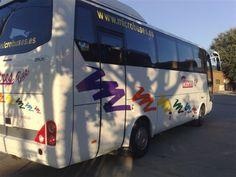 alquilar minibus Viajes