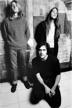 Nirvana early days with Chad Channing