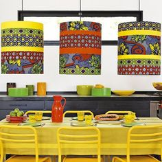 Using Art and Crafts in African Decor