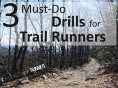 Trail Running Drills