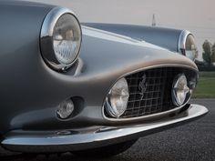 1959 Ferrari 250 GT LWB California Spider Competizione by Scaglietti Mercedes Benz Logo, Still Photography, Le Mans, Sport Cars, Yorkie, Ferrari, Spider, Automobile, New York