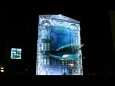LG Hyper Facade event in Berlin - absolutely incredible! Can you imagine being there and seeing this live!? WOW!     pinned by www.affordablecomp.net