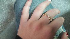 Un anillo super delicado #ring