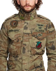 Shop Clothing for Men, Women, Children & Babies Swag Outfits Men, Stylish Mens Outfits, Teen Jackets, Military Fashion, Mens Fashion, Army Look, Star Clothing, Casual Wear For Men, Camisa Polo