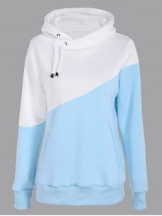 GET $50 NOW   Join RoseGal: Get YOUR $50 NOW!http://www.rosegal.com/plus-size-hoodies/two-tone-plus-size-jumper-835784.html?seid=2275071rg835784