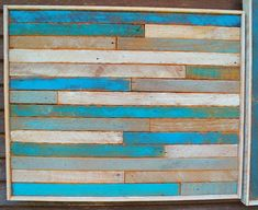 Rustic Wood Sculpture  Reclaimed Lath Wood by AlleyCatDesignSt