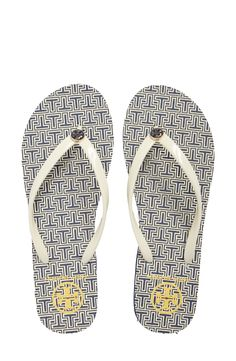 Mother's Day Gift Ideas with Nordstrom: Tony Burch flip flops for $50 would make a great gift!