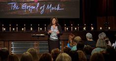 Study the life, death, and resurrection of Jesus through #GospelOfMarkStudy online with #LifeWayWomen
