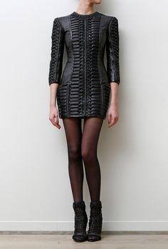 Balmain, Fall/Winter 2014, Women, Dresses Online Store
