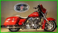 eBay: Touring 2012 Harley-Davidson FLHX Street Glide Ember Red Sunglo WATCH OUR VIDEO! #harleydavidson