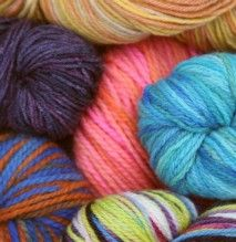 """Sheepy Time Knits- Speshul Snowflakes Yarn Club for picky yarn shoppers (the club is """"Your Way"""")"""