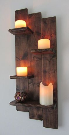 Wooden Pallet Projects, Diy Pallet Furniture, Woodworking Projects Diy, Wooden Pallet Furniture, Woodworking Wood, Furniture Decor, Furniture Design, Handmade Home Decor, Diy Home Decor