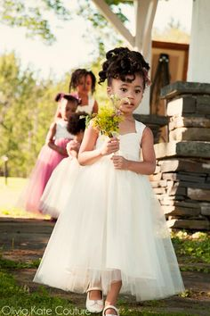 yet again another flower girl