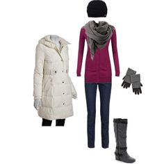 Cold Weather Style.
