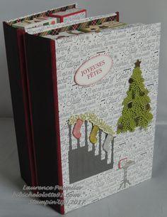 """de Noël... Renne calendrier de Noël Compte à rebours en bois /""""look vintage/"""""""