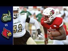 Louisville vs. Charlotte Football Highlights (2016) - http://www.truesportsfan.com/louisville-vs-charlotte-football-highlights-2016/
