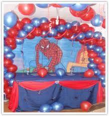 spider decor