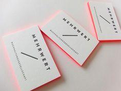 Visitenkarten Mehrwert, Karoline Grebe