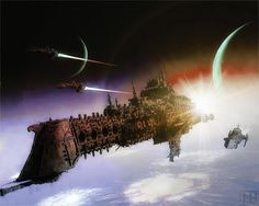 battlefleet gothic | Image - BFG - Imperial Vessels.JPG - Battlefleet Gothic Wiki