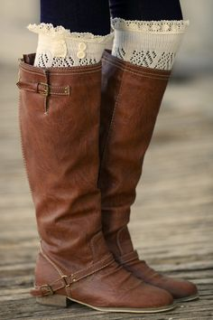 Button Crochet Boot Socks Crochet Boot Socks, White Plum, Crochet Buttons, Winter Outfits, Winter Clothes, Crochet Trim, Sock Shoes, Dress Codes, Playing Dress Up