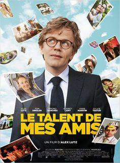 Cinéma : Le Talent de mes amis d'Alex Lutz - Avec Alex Lutz, Bruno Sanches, Audrey Lamy | ParisianShoeGals