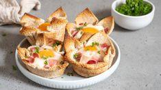 Mafiny z toastového chleba | Recepty.sk